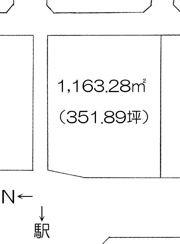 138街区貸地敷地図20170602