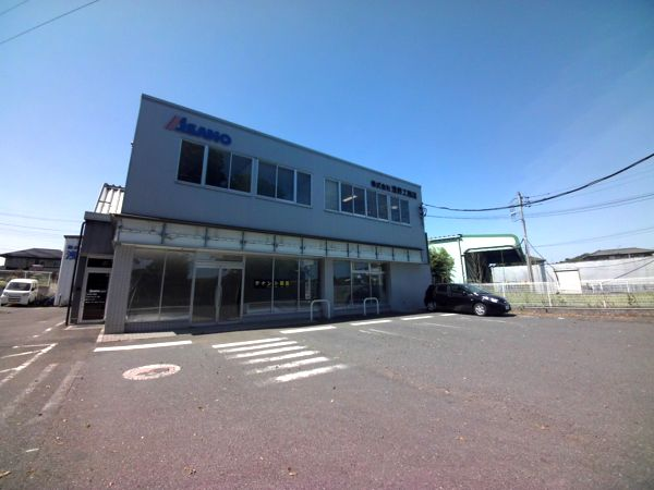 サンクス跡貸店舗外観220170525