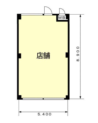 エクセル田中103間取図20171211