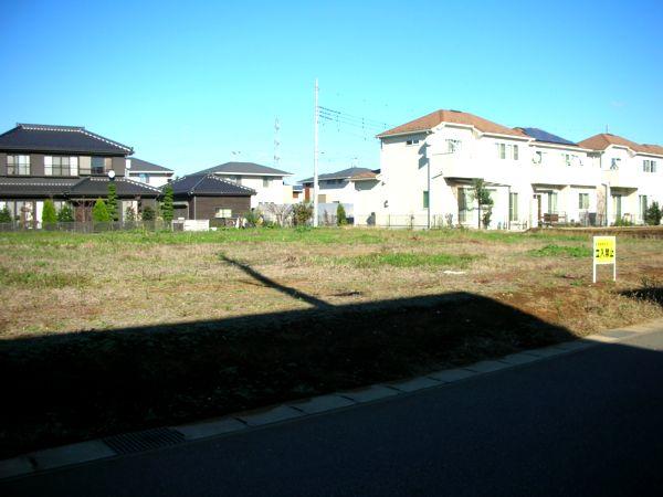 小青田3丁目貸地写真820181115