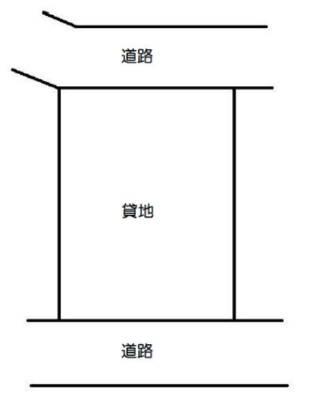 小青田3丁目貸地図面20181105