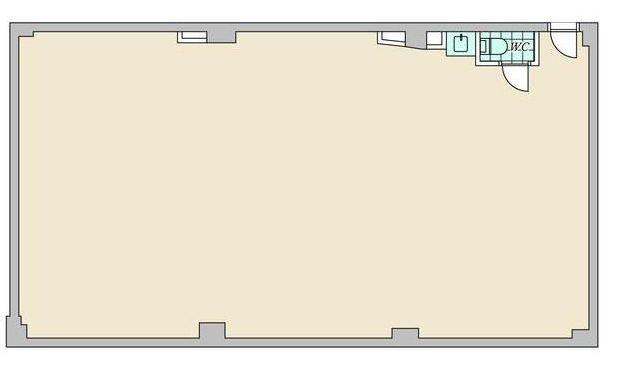 グリーンビレッジ江戸川台1階店舗図面20181213