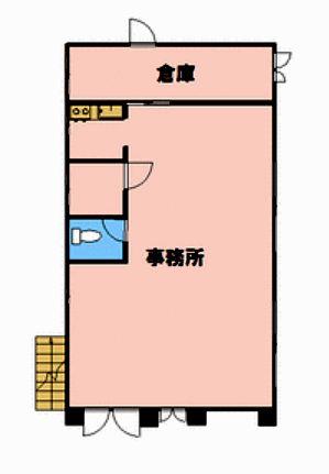 水代オーチャードⅢ1F間取図20190204