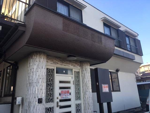 平和台駅前店舗・事務所外観20190208