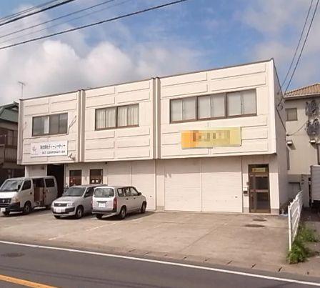 花野井倉庫付事務所B外観20190318