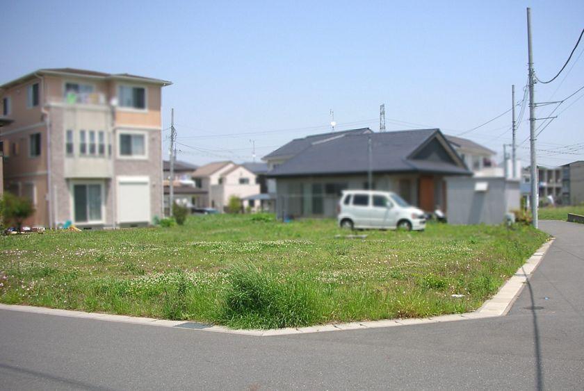 小青田3丁目売地3